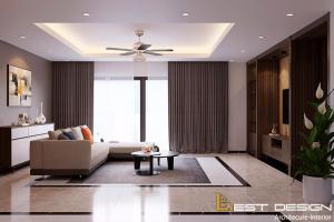 Các phong cách thiết kế nội thất biệt thự được ưa chuộng nhất