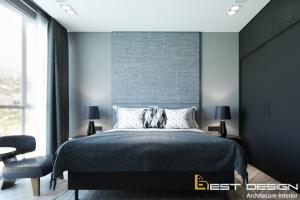 Tổng hợp mẫu thiết kế nội thất phòng ngủ chung cư đẹp nhất 2021