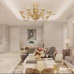 Nhận thiết kế nội thất chung cư Vinhomes giá rẻ nhất