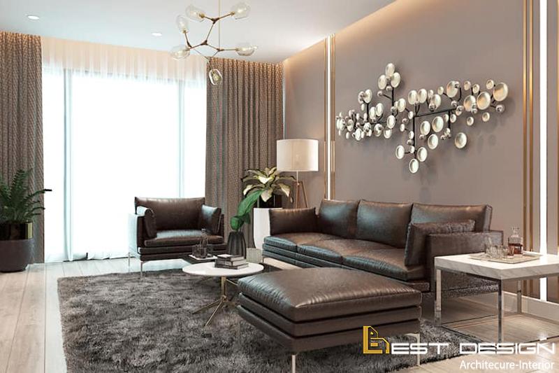 Top 3 phong cách thiết kế nội thất chung cư nổi bật nhất