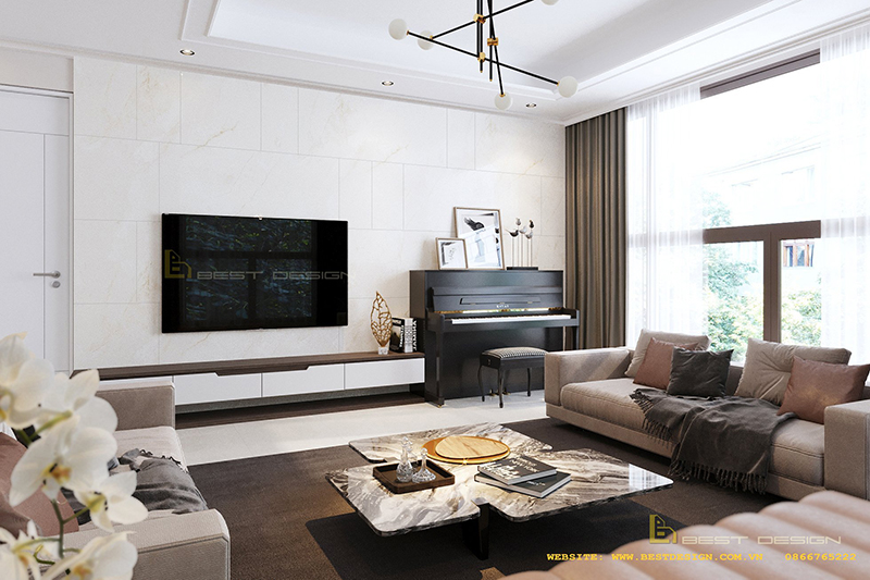 Thuê thiết kế và thi công nội thất trọn gói
